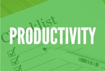 ! Productivity / Learn how to be productive, including productivity apps, productivity tips, productivity planner options, productivity tools, productivity hacks, getting things done, etc.