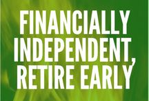 ! Financially Independent Retire Early (FIRE) / Becoming financially independent and retire early. Learn about earning passive income, money, creating financial independence, financially independent families, women, and men, books on financial independence, etc.