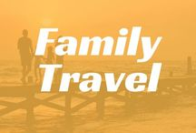 ! Family Travel / Get tips on family travel, including family travel destinations, family travel photography, family travel tips for parents, traveling with kids, family travel bucket list, and Disney travel tips.