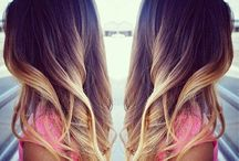 hair. / by Olivia Petrielli