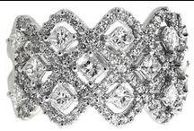 Rings / by Eddie Lane's Diamond Showroom