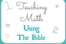 Teaching Math / Math resources, games, and charts for teaching every age and stage.