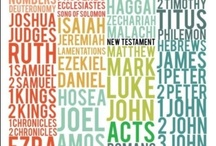 Bible Resources / Resources for teaching the Bible and studying the Word.  Grow closer in your Christian walk!