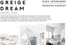 KID'S INTERIORS / Lovely inspirational images and products for children's interiors.
