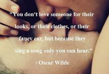 Wilde Inspiration: Taking the hint from Oscar himself / by Laura C.