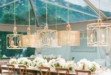 """Wedding Details"" Chandeliers / Chandeliers are not just for the home, you can add them to any social, corporate or wedding event."