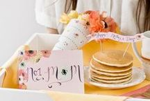 Mothers Day Meal Menu  / Plans and schemes for the day of Moms!  / by Laura C.