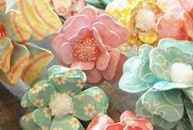 Flowers / by lullubee Crafts