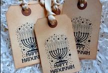 Hanukkah / by lullubee Crafts