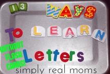 Alphabet: Letter Names