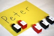Alphabet: Name Activities