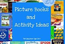 Books. Follow up activites
