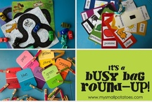 Busy Bags:Toddler/Pre-School