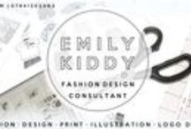 MY DESIGNS | BLOG BITS! / A collection of my featured designs and bits from the blog.