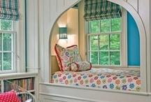 Children: Bedrooms & Bunkrooms / Design with Kids in mind