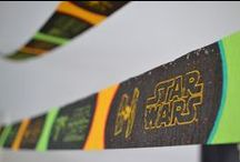 Star Wars Parties / Tips, tricks, and tags for any and all Star Wars-themed Parties!