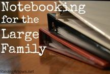 Notebooking & Lapbooking / Ideas and inspiration for using notebooking and lapbooking in your homeschool.  Learn how to notebook and lapbook and how to incorporate them into your homeschool day.