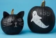BOO to you! / Fun Costumes, spooky books, scary movies and frightening Halloween décor!
