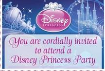 Disney Princess Halloween Board