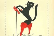 ❤Cats on Posters / by Saco Takata