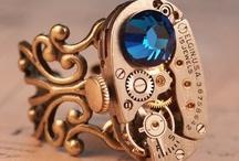 Steampunk Jewelry / by lullubee Crafts