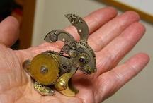 Steampunk / by lullubee Crafts