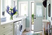 Home: Laundry & Mud Rooms / The Drop Zone