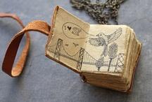 Books-Handmade / by lullubee Crafts