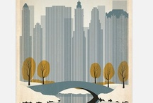 Illustrations, Prints & Vintage Posters