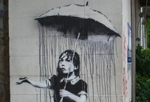 Graffiti & Street art / by lullubee Crafts