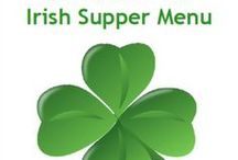 St. Patrick's Day / I'm half Irish!  Time to celebrate with recipes, crafts, projects, and resources!