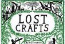 Craft Books / by lullubee Crafts