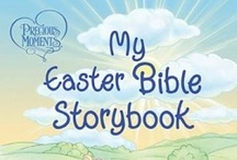 Easter books & activities