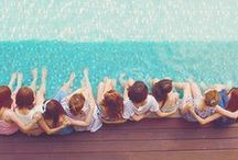 sweet summertime / by sophie marie hinshon