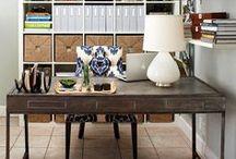 Home: Office & Craft Rooms / Design, Storage, & Organization to help me get stuff done!