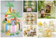 Baby Shower Ideas / Baby Shower Games, Invitations, Cakes, Favors, Themes, Food, Gifts, Decorations