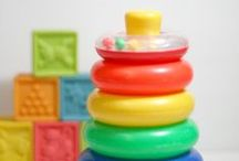 Baby: Toys & Gadgets / Baby and Toddler toys and activities. / by Incredible Infant (Heather Taylor)