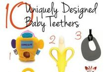 Baby: Teething Tips / Teething Symptoms, Teething Help and How-To's, Teething Products