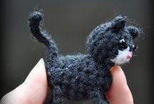 ╭☆ Crochet Amigurumi (あみぐるみ) / di Saco Takata