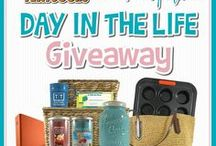 Giveaways / Various giveaways of interest.  Always note the start and end date.