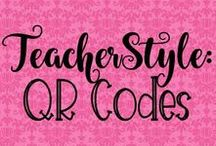 Teacher Style - QR Code Resources and Ideas