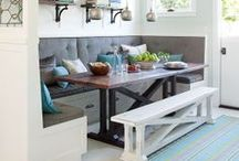 Home: Dining Rooms & Nooks