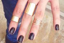 Mani/Pedi / Nails