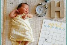 Baby: Birth Announcements / by Incredible Infant (Heather Taylor)