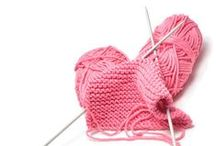 Knit With The Heart