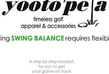Wellness Tips / Golf and Wellness tips for life on and off the golf course.  A step by step booklet, for you to get your game on track. ~Notorious B.I.G.