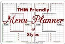 Trim Healthy Mama Resources / Plans, ideas, and inspiration to make your Trim Healthy Mama journey effective and much easier!