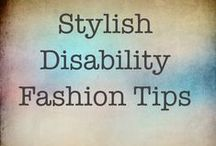 Stylish Disability Fashion Tips / Stylish, simple, accessible, fun and easy fashion if you're bed bound, using a wheelchair or working from home. Gorgeous clothes for at home work and wellness to wear instead of pyjamas and yoga trousers.