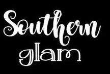 Southern Glam / Here are a few ideas for our class auction basket.