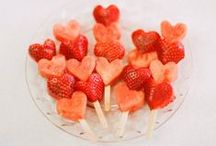 Valentines Day / Healthy alternatives to sugar and candy on Valentines Day!